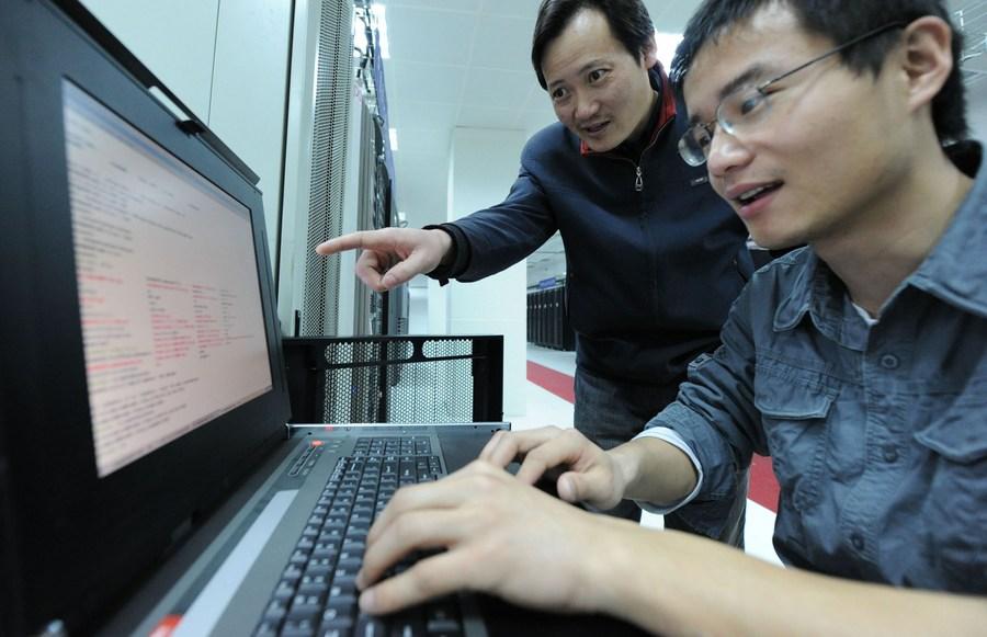 'หลงซิน' ผู้ออกแบบชิปรายใหญ่ของจีน เปิดตัว 'ชุดคำสั่ง' รุ่นใหม่
