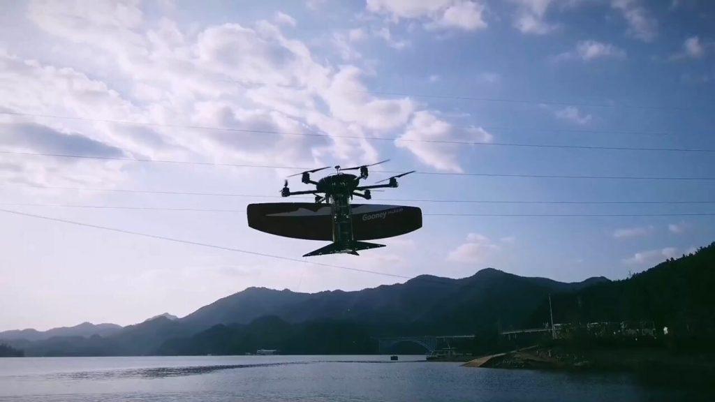 ทูอินวัน! จีนพัฒนา 'ยานไร้คนขับ' ชูจุดเด่นบินในอากาศ-ดำดิ่งใต้ทะเลลึก | XinhuaThai