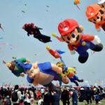 #ว่าว #เหวยฟาง潍坊 ในช่วงเดือนเมษายน – พฤษภาคมของทุกปี จะมีการจัดงานเทศกาลว่าวนานา…