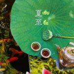 #夏至เซี่ยจื้อ วันนี้เป็นวัน เซี่ยจื้อ หนึ่งใน24 เทศกาลทางภูมิอากาศของจีน  ตรุงกับ…