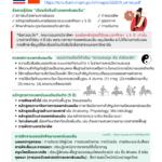 "Way Forward 2021 ครั้งที่ 6 ""เรียนต่อจีนด้านแพทย์แผนจีน"""