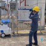 สุดล้ำ! กว่างซีใช้ 'หุ่นยนต์' คุมความปลอดภัยสถานีไฟฟ้า | XinhuaThai
